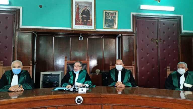 تعيين السيد رشيد تاشفين وكيلا عاما جديدا بمحكمة الإستئتاف بمدينة فاس